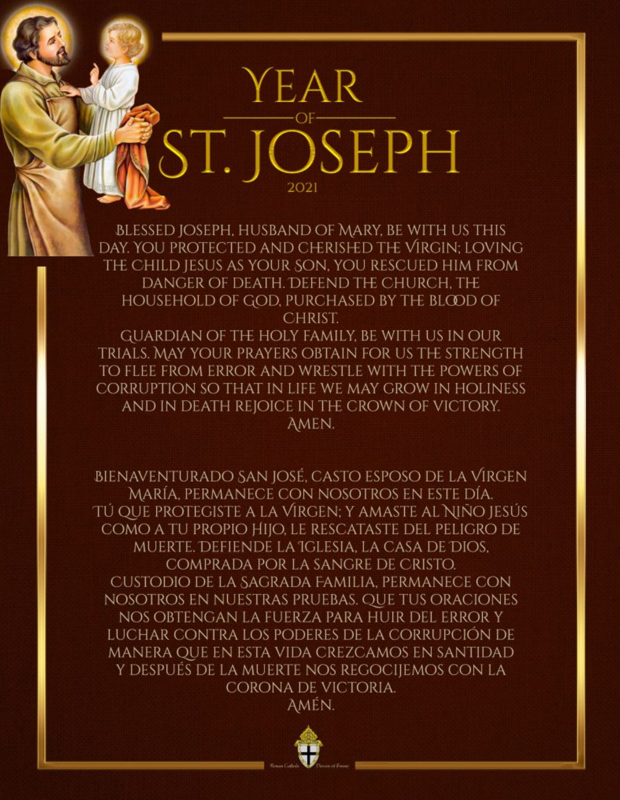 Year of St Joseph 2021